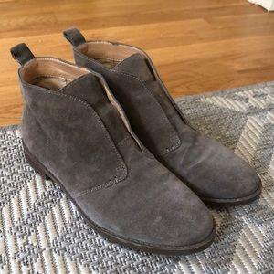 Franco Sarto Chelsea Boots, size 7.5